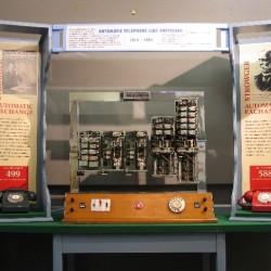A popular exhibit