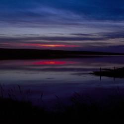 Twilight,-Skaill-Loch-by-Bert-Baikie