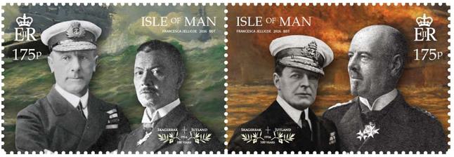 Isle-of-Man-Stamps-Battle-of-Jutland