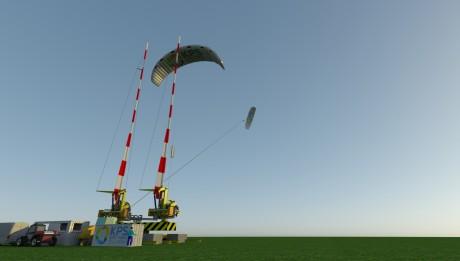 Kite Power Solutions 500 kW prototype