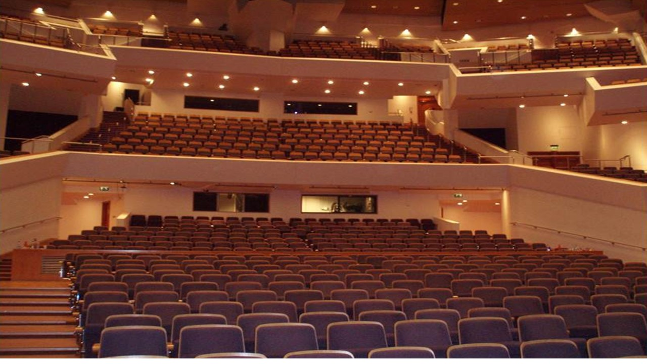 Waterfront concert hall, Belfast