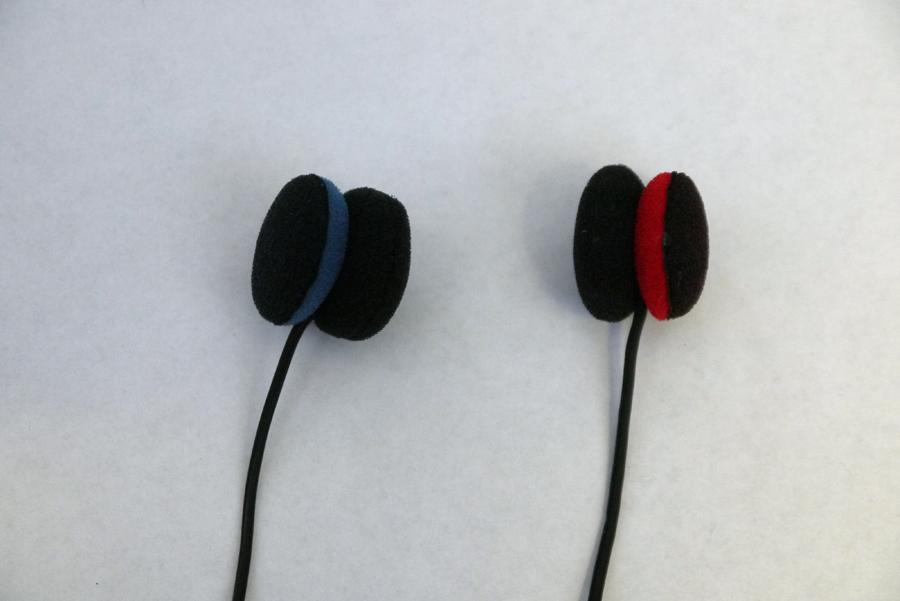 Binaural microphones