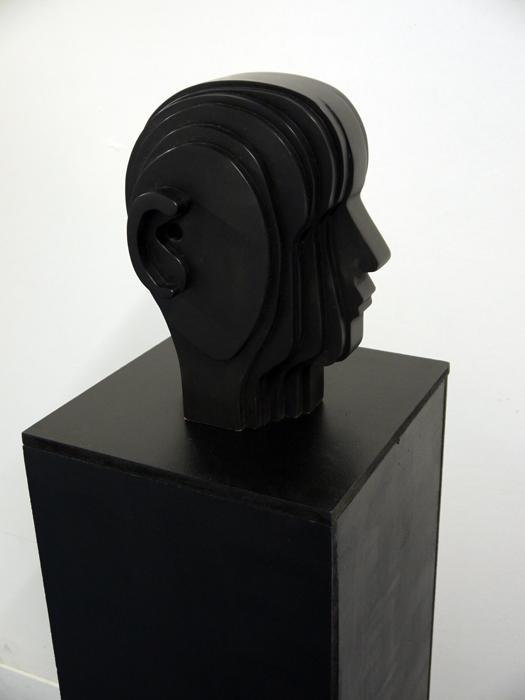 Binaural head
