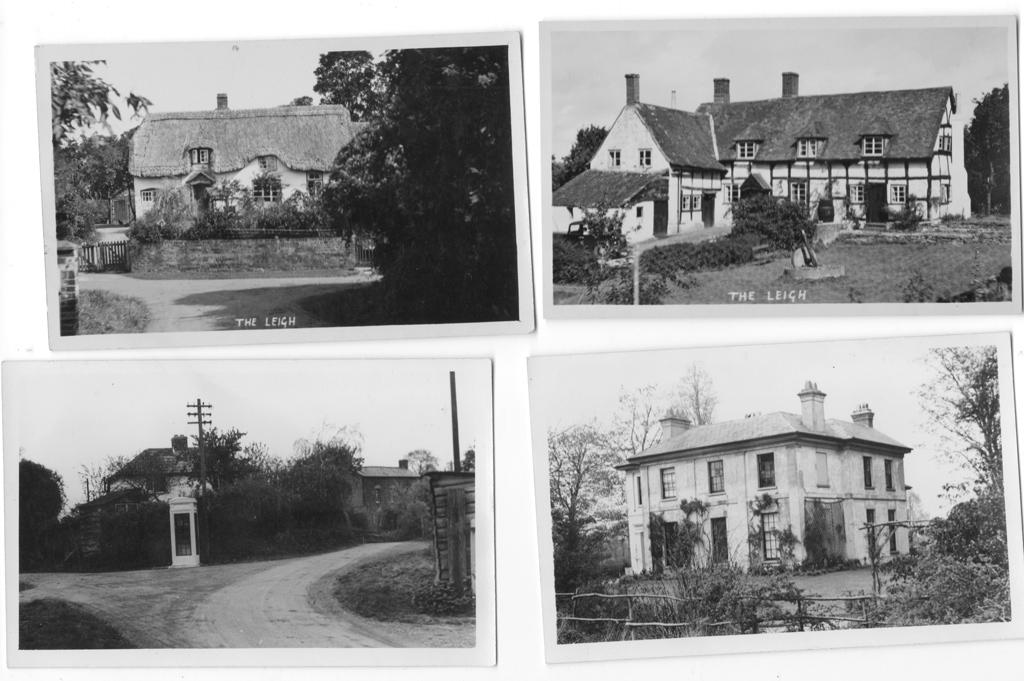 Ken Poulton's 1940s Leigh photos