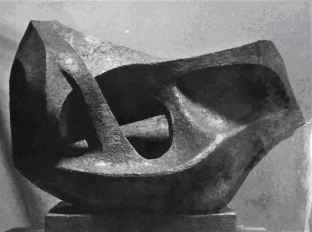 Ian Scott-sculpture