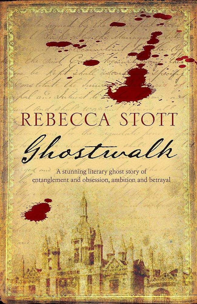 Ghostwalk book cover