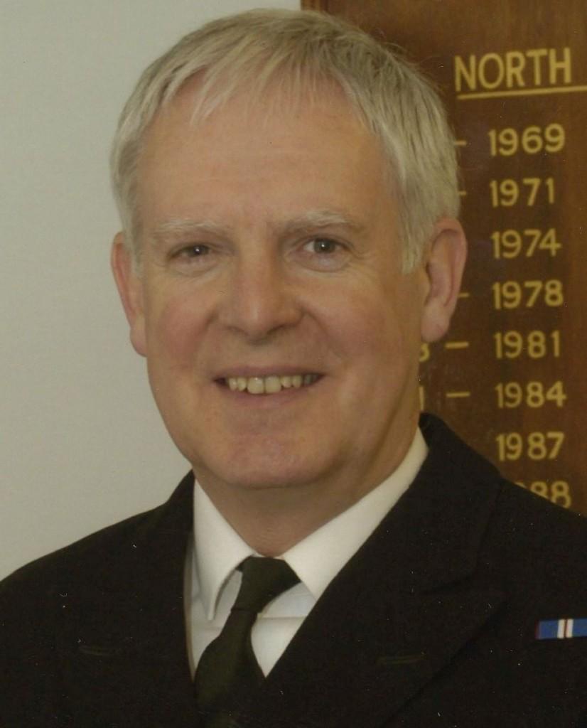 Cdr William Sutherland