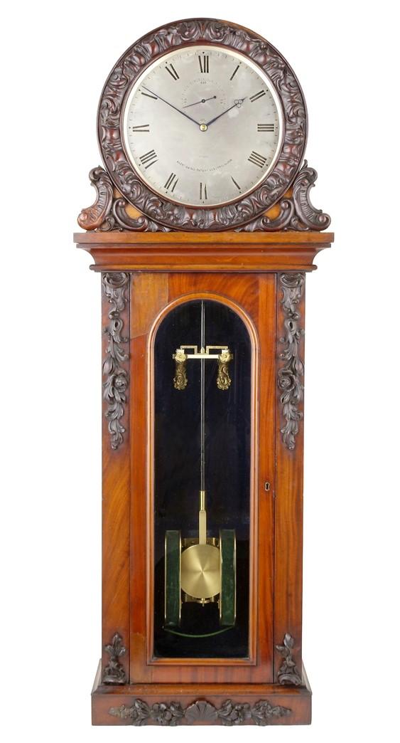 One of Alexander Bain's electric clocks