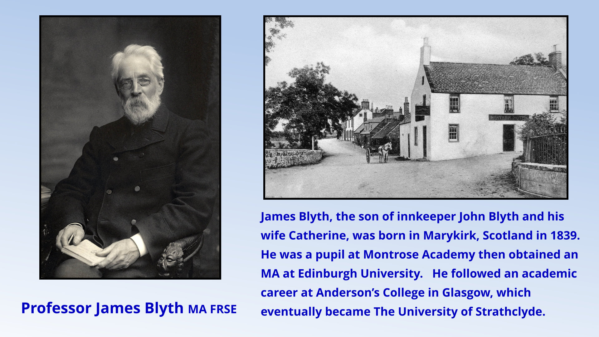 James Blyth image